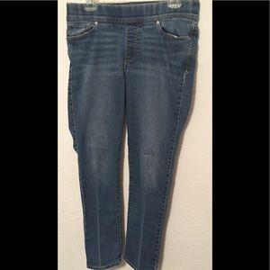 Levi's Skinny Women's Pull On Jeans